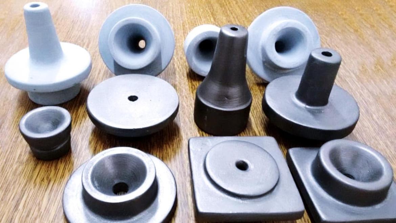 Bicos projetores para alumínio